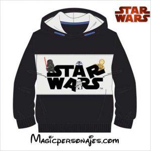 Sudadera Star Wars con capucha