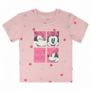 Camiseta Minnie manga corta