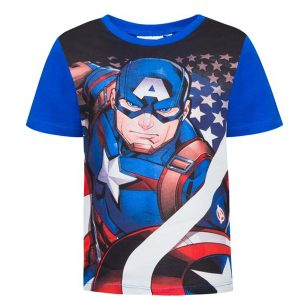 camiseta Avengers capita´n ameríca