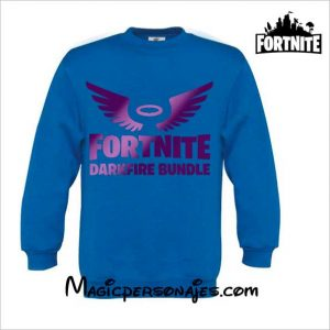 Sudadera juvenil Fornite Nuevo Logo