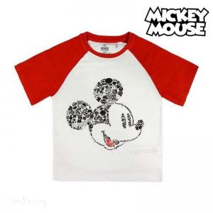 Camiseta Mickey Mouse Premium