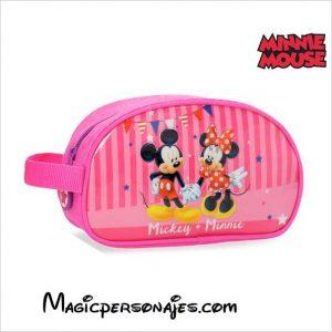 Neceser viaje Mickey&Minnie