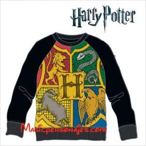 Sudadera Harry Poter Hogwarts
