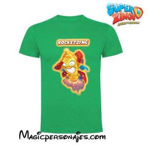 Camiseta niño Super Zing Rocketzing manga corta
