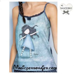 Pijama Gorjuss Santoro niña ref. 50967