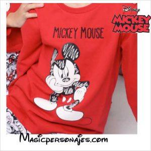 Pijama Mickey Mouse niño invierno